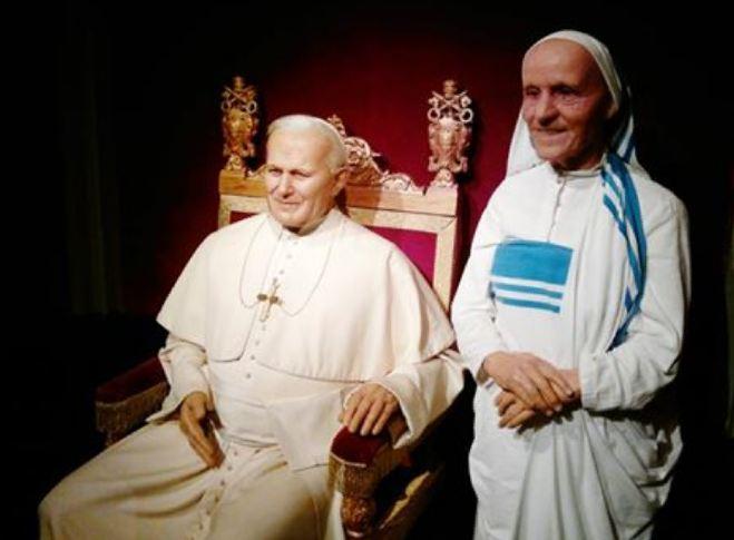 بابا الفاتيكان الراحل